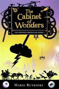 Cabinet of Wonders Cover