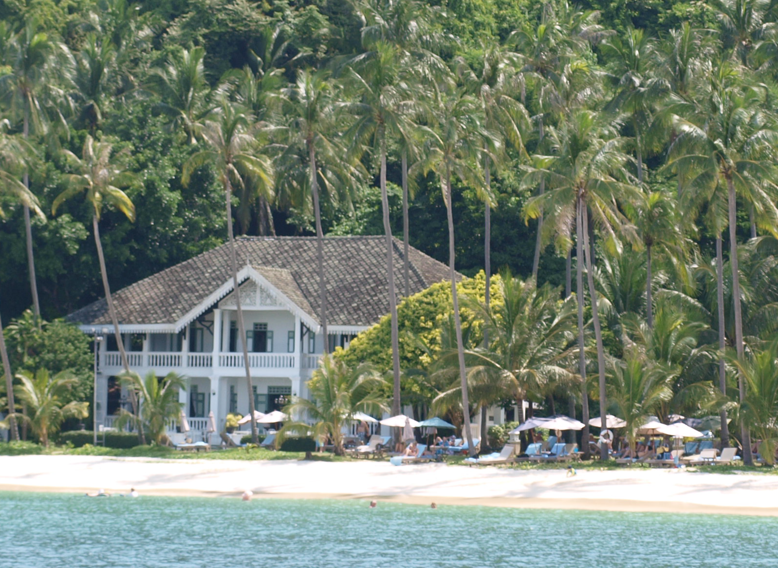 Cape Panwa Beach