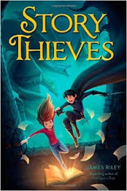 The Story Thieves